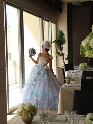El pasado 25 de febrero Mariko Shinoda anunció su nuevo catálogo de vestidos de novia