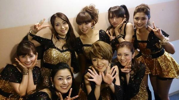 Esta reunión de ex-integrantes marca el regreso de Maki Goto al medio del espectáculo luego del fallecimiento de su madre y de haber posado en candenetes fotos gravure.