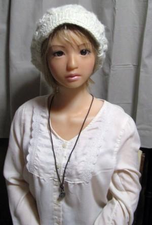 """En pleno escándalo, fabricantes de """"muñecas de amor"""" ofrecieron uno de sus productos con el rostro de Yaguchi"""