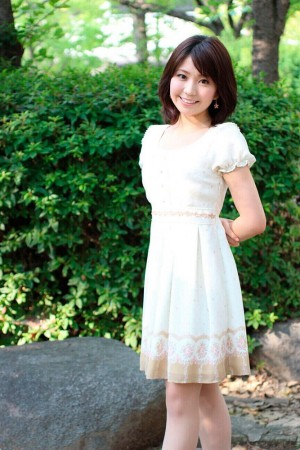 Ayaka Sawada, miss campus Todai 2013