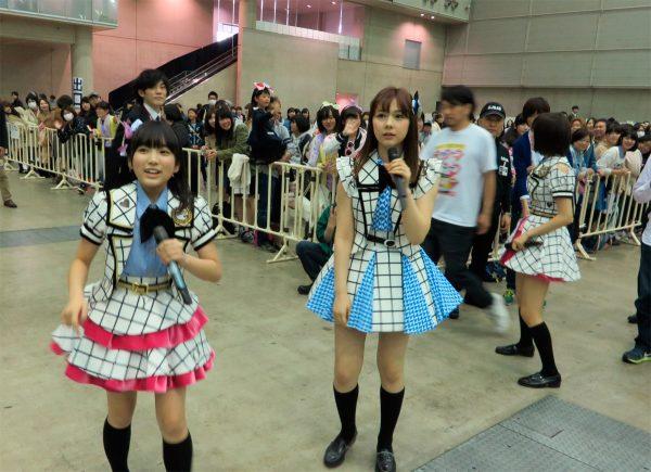 Al fondo, onna-wotas de HKT48