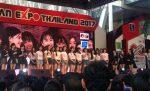 Presentan a integrantes de BNK48 en Tailandia