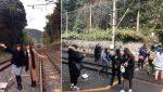 "Vía de tren invadida ilegalmente por idol se convierte en ""atracción turística"""