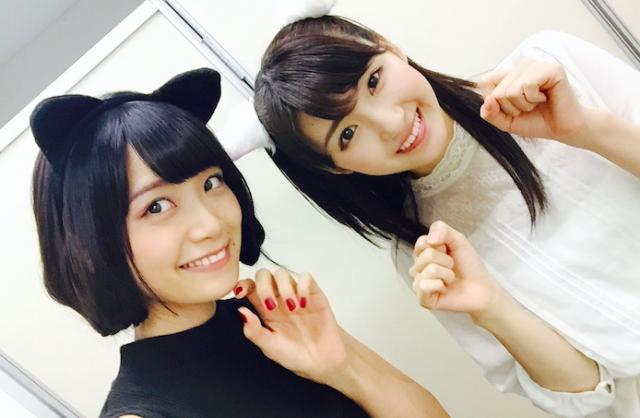 Sayuri Inoue y Mai Fukagawa, Nogizaka46