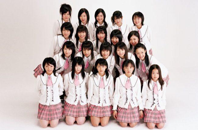 AKB48 debut