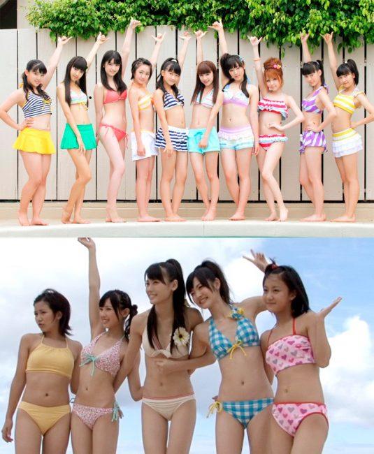 C-ute y Morning Musume