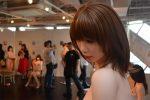 Exhibición de «Muñecas de amor» en galería de Tokyo