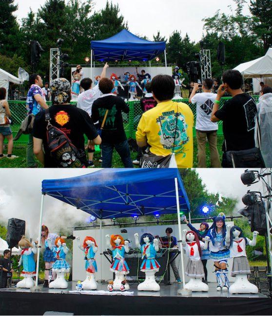 Kimo-robo-wotas y RoboRaibu