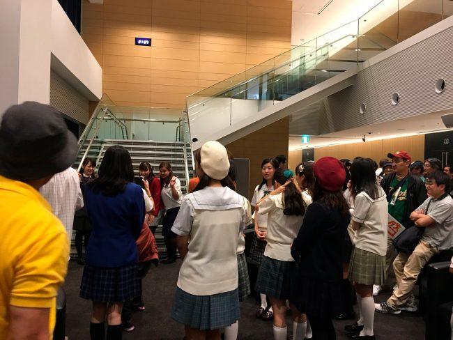 Concierto de 25 aniversario de Seifuku Kouju Iinkai
