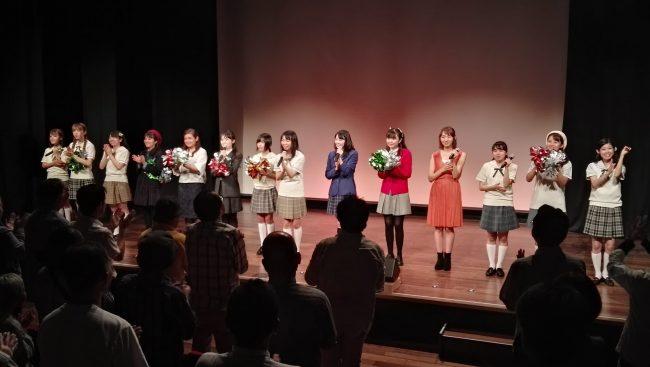 Concierto de 25 aniversario de Seifuku Koujou iinkai (twitter)