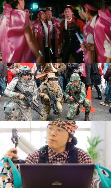 Idol otakus, Military otakus y Figure Otakus, los otakus más odiados por las mujeres